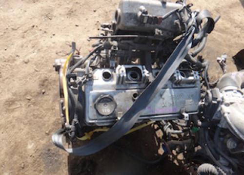 Двигатель Mitsubishi 4G64 SOHC MPI Galant,Outlander