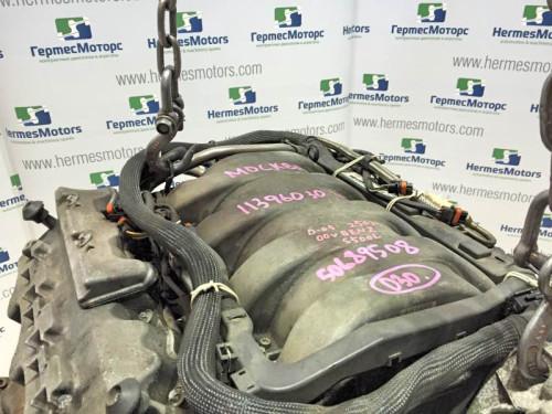 Двигатель Mercedes-Benz 113.960 S-Class S500 W220 C215