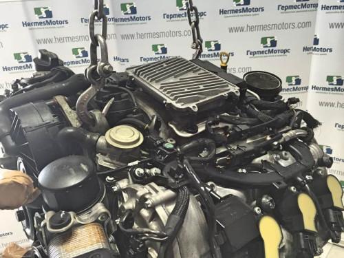 Двигатель Mercedes-Benz 272.963 E350,CLS350,CLK350
