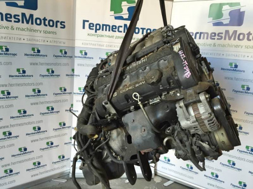 Двигатель Mitsubishi 6G72 DOHC 24V Diamante,Sigma,GT3000,Eclipse