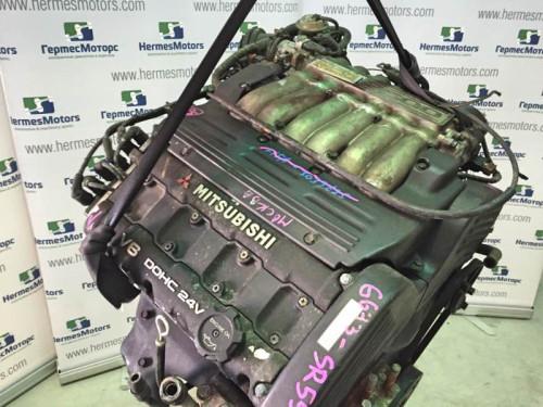 Двигатель Mitsubishi 6G73 Diamante