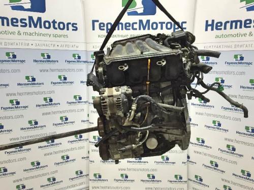 Двигатель Nissan MR20DE Qashqai