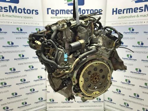 Двигатель Nissan VK45DE Infiniti FX45 RWD