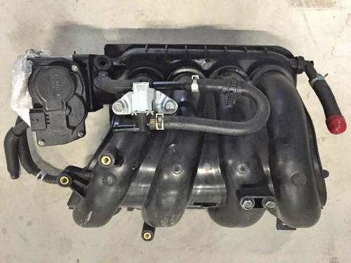 Коллектор впускной Nissan X-Trail (T31) 14001JG30A QR25DE