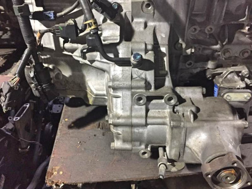 Коробка передач АКПП Honda MZHA CR-V K24A