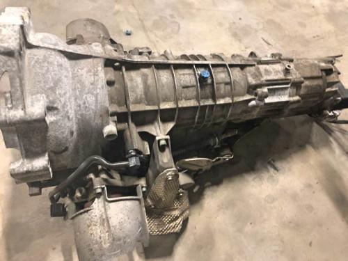 Коробка передач АКПП ZF 1060040103 5HP19 GBJ Audi A4,A6