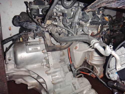 Коробка передач Honda MJBA Legend KB1,Ridgeline,Acura RL
