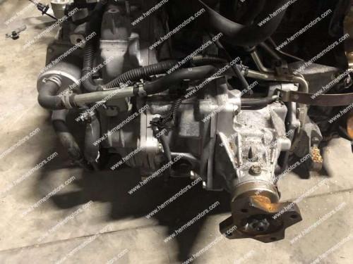 Коробка передач Jatco JF613E AWD Nissan X-Trail T31,Renault Koleos
