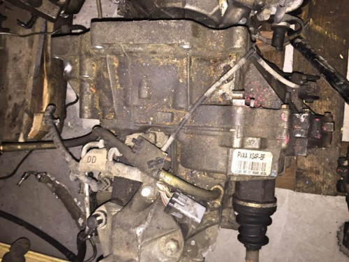 Коробка передач Ford PVAA XS4P-BF Focus FYDA