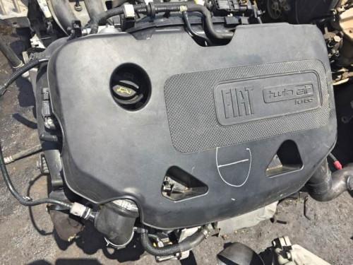 Двигатель 312A2.000 Fiat 500,Punto