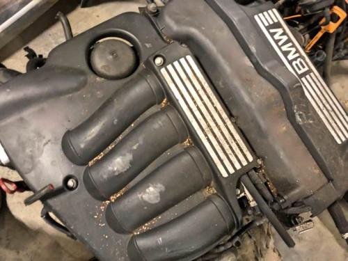 Двигатель BMW N42B20A E46,E87,318i,318Ci