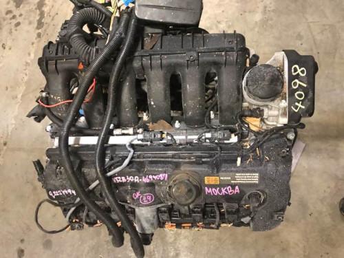 Двигатель BMW N52B30A  E60,E61,E63,E90,E64,E90