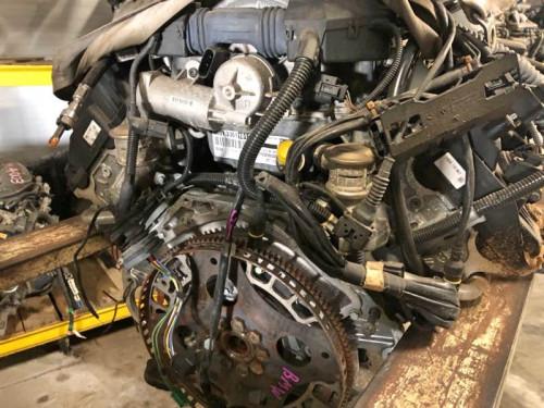 Двигатель BMW N62B36A 735i,E65,E66