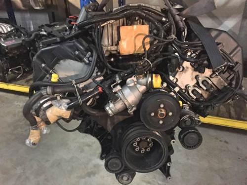 Двигатель BMW N62B44A X5,745i,645i,545i