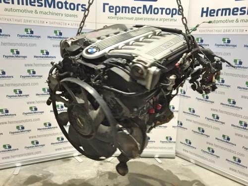 Двигатель BMW N73B60 760i,760Li,E65,E66