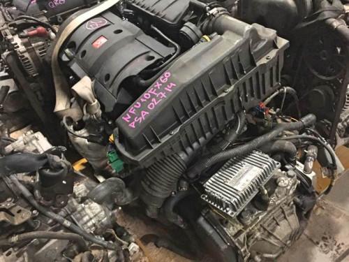Контрактный Двигатель Sitroen Peugeot NFU10FX6QPSA (TU5JP4) Citroen C2,C3,C4,Berlingo,Xsara,Peugeot 206,307,Partner