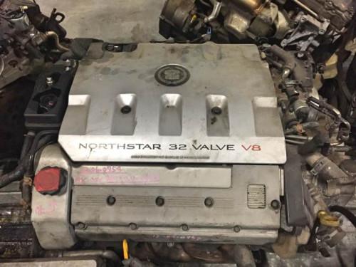 Контрактный Двигатель GM L37 LD8 Northstar Cadillac DeVille,Eldorado,Seville