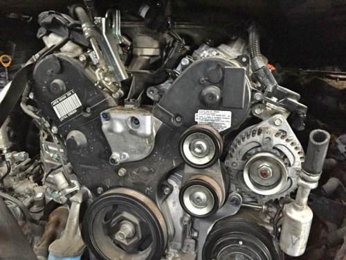 Двигатель Honda J37A Legend,Pilot,MDX.RL,TL