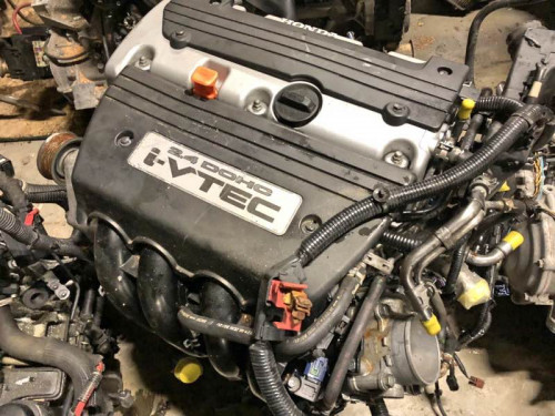 Двигатель Honda K24А1 Accord,CR-V