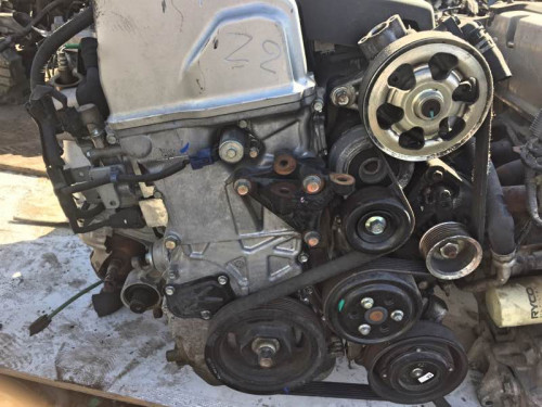 Двигатель Honda K24Z2 Accord