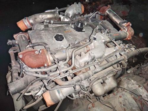 Двигатель Isuzu 6UZ1-ТC Giga