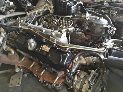 Двигатель Isuzu 8PE1 Giga
