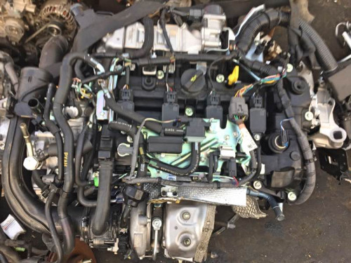 Двигатель Mazda PY-VPS Turbo CX-9 Skyactiv-G