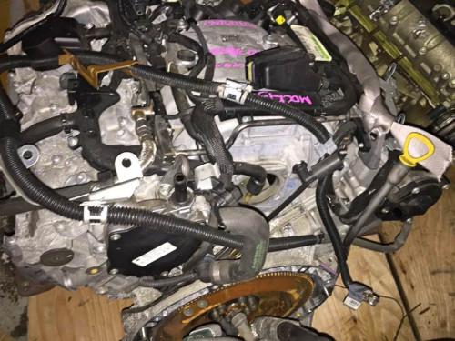 Двигатель Mercedes-Benz 272.921 C230