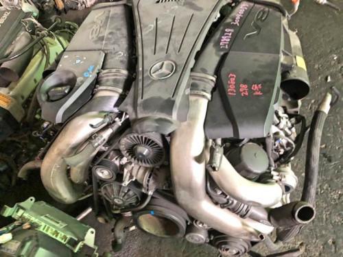 Двигатель Mercedes-Benz 278.928 GL450 X166