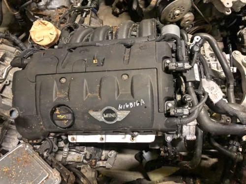 Двигатель Mini N16B16A Hatch,Cooper,Cabrio,Clubman,Countryman