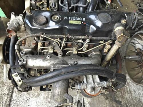 Двигатель Mitsubishi 4D33 Canter