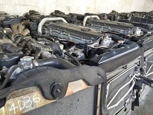 Двигатель Mitsubishi 4D36 Canter
