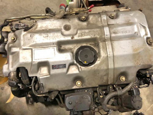 Двигатель Mitsubishi 4M50-T3 Canter,Fuso