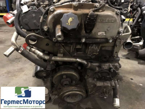 Двигатель Mitsubishi 4P10 Fuso Canter