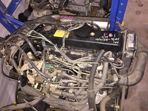 Двигатель Nissan CD20-E Almera,Primera,Pulsar,Sunny