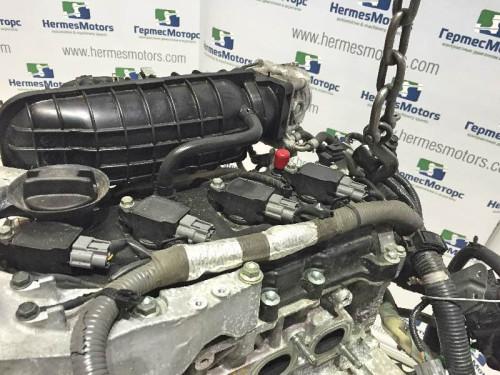 Двигатель Nissan QR25DE X-trail T31