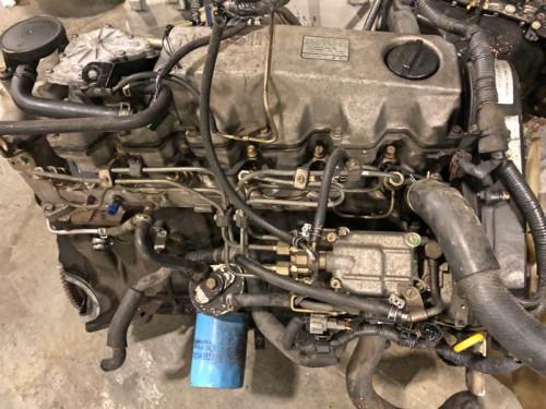 Двигатель Nissan RD28ETi Patrol,Safari