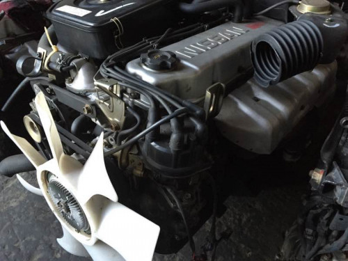 Двигатель Nissan TB42 Nissan Patrol,Safari