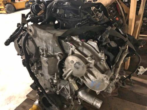 Двигатель Nissan VQ35DE Murano Z51