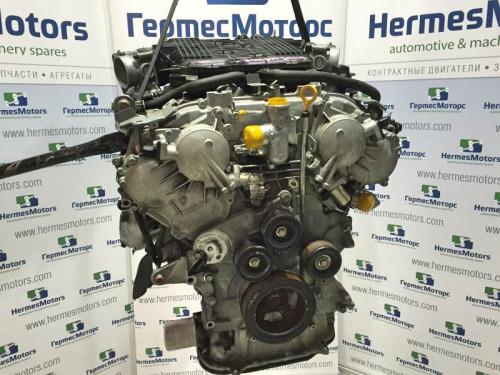 Двигатель Nissan VQ37HR Infiniti FX37,M37,EX37,G37