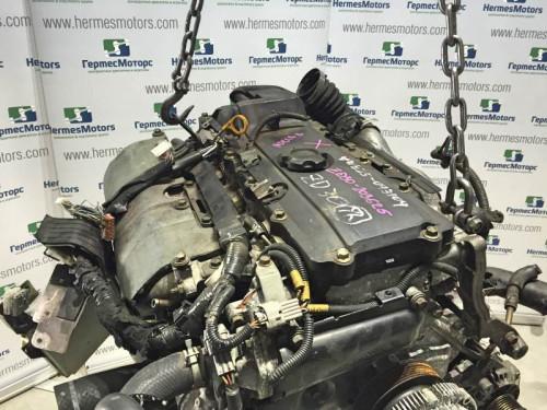 Двигатель Nissan ZD30DDТI Patrol Y61