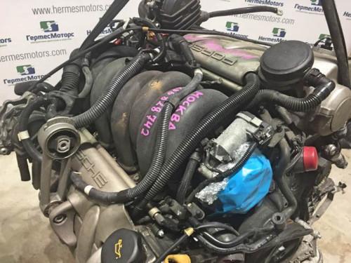 Двигатель Porsche M48.00 Cayenne