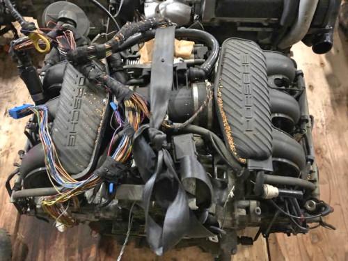 Двигатель Porsche M96.20 Boxster