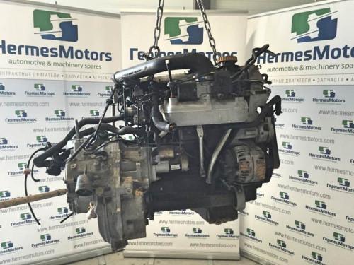 Двигатель Saab B204E DA00 Saab 9-3,9000