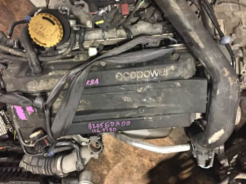 Двигатель Saab B205E DA00 Saab 9-5,9-3
