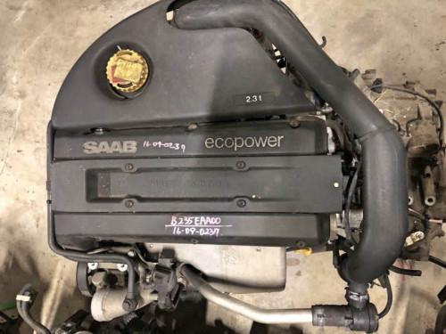 Двигатель Saab B235E 9-5 turbo