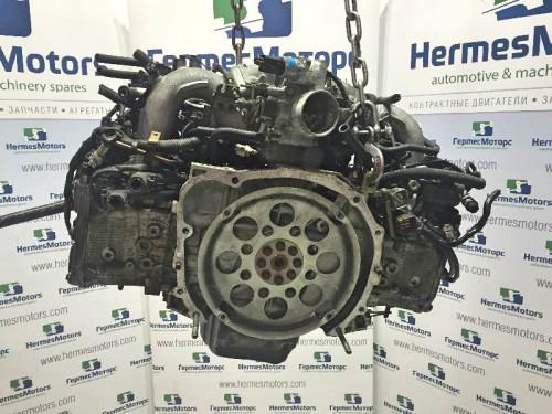Двигатель Subaru EJ204 DOHC Legacy,Impreza,Forester