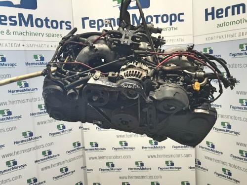 Двигатель Subaru EJ254 DOHC Legacy Impreza Forester