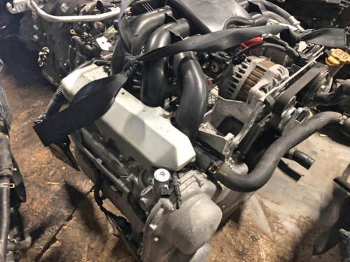 Двигатель Subaru EZ36 Legacy,Оutback,Тribeca