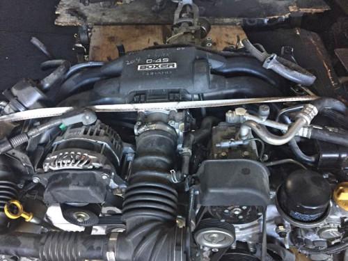 Двигатель Subaru FA20D Forester,BRZ